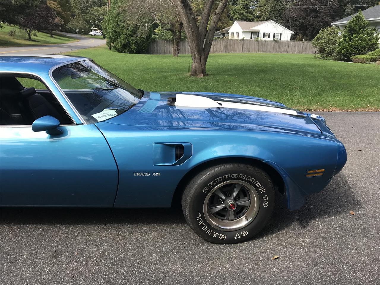 Large Picture of Classic '70 Firebird Trans Am located in Connecticut - $50,000.00 Offered by a Private Seller - ONU7