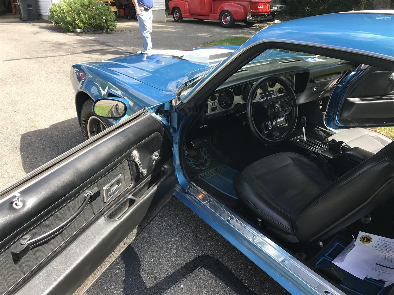 Large Picture of Classic '70 Pontiac Firebird Trans Am - ONU7
