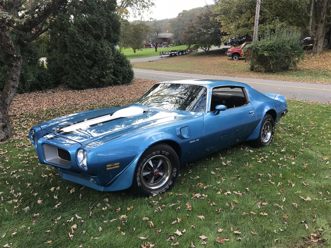 Large Picture of '70 Firebird Trans Am located in Connecticut Offered by a Private Seller - ONU7