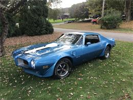 Picture of Classic 1970 Firebird Trans Am located in Oxford Connecticut Offered by a Private Seller - ONU7