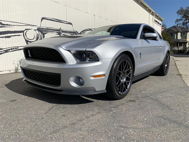 Picture of '12 Mustang - OSA7