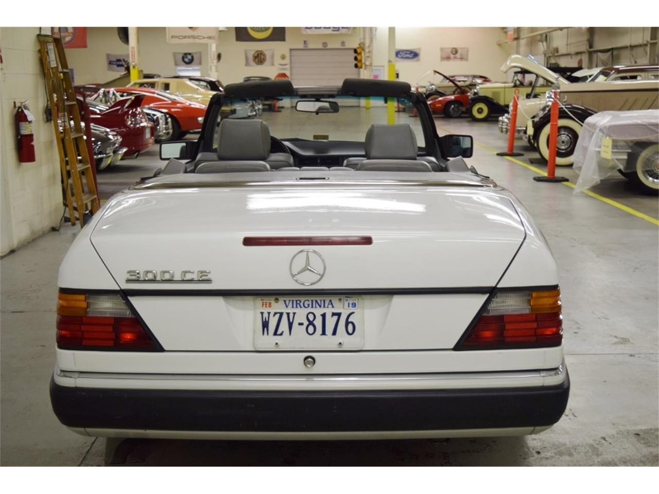 Large Picture of '93 300CE located in Virginia Offered by Classic Car Center - ONU8