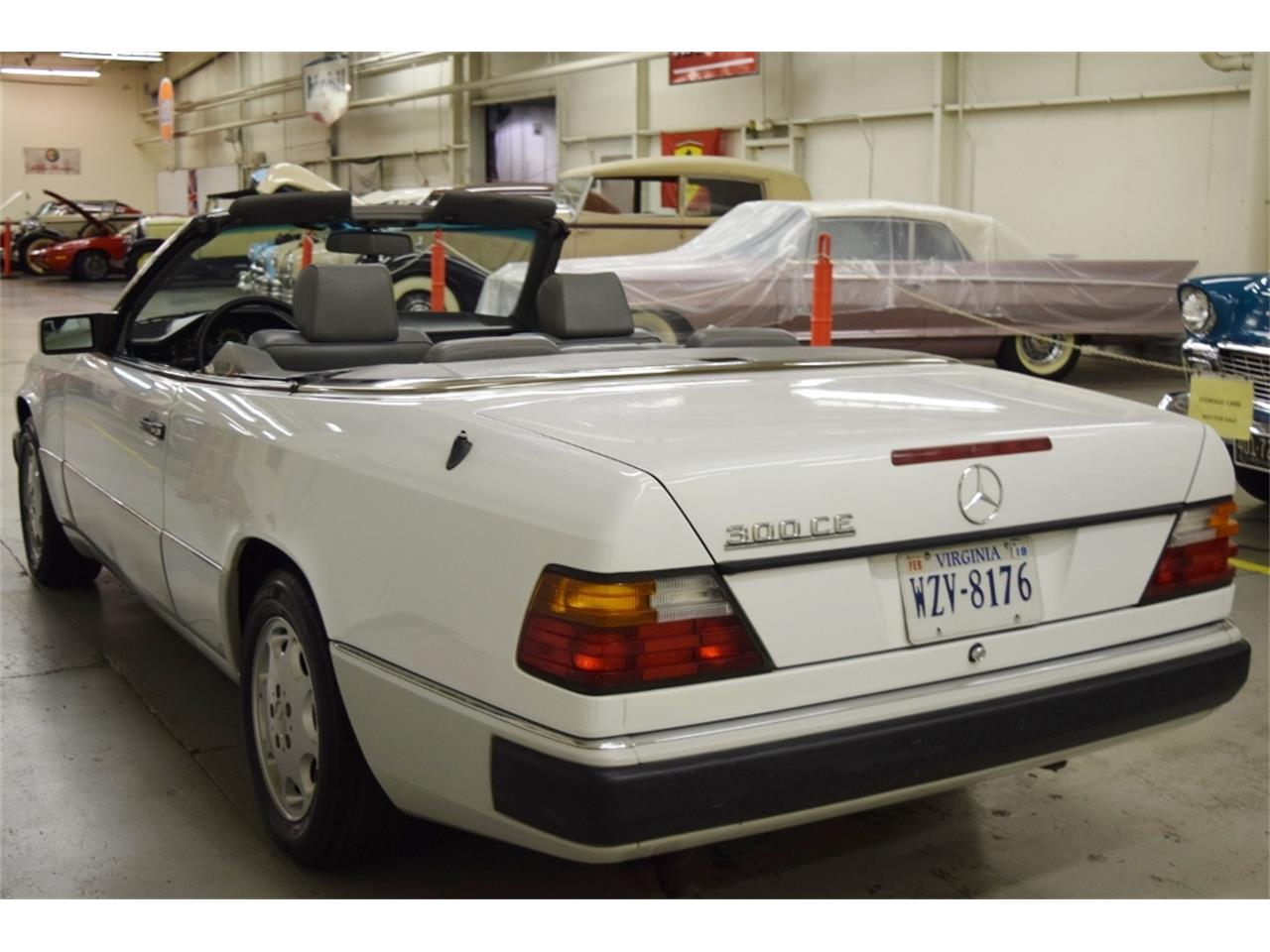 Large Picture of '93 Mercedes-Benz 300CE - $15,900.00 - ONU8