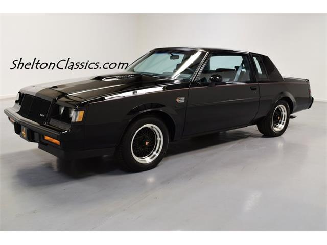 Picture of '87 Grand National - OSAK