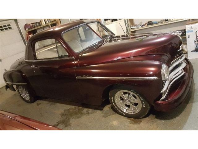 Picture of Classic '50 Plymouth Business Coupe - $19,495.00 Offered by  - OSAR