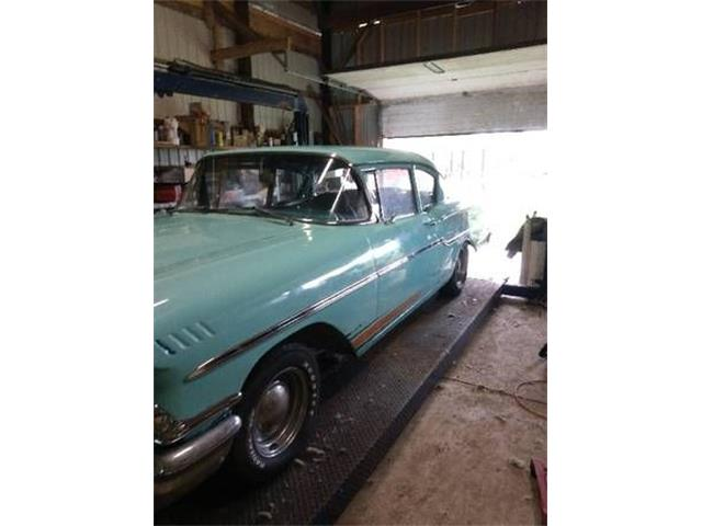 Picture of '58 Biscayne - OSBF