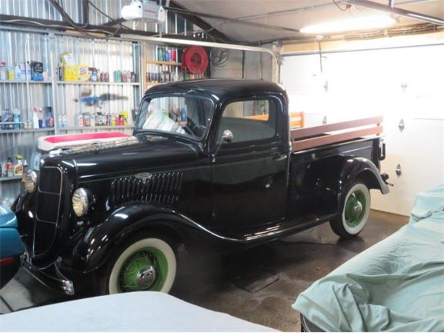 Picture of '35 Pickup - OSBH