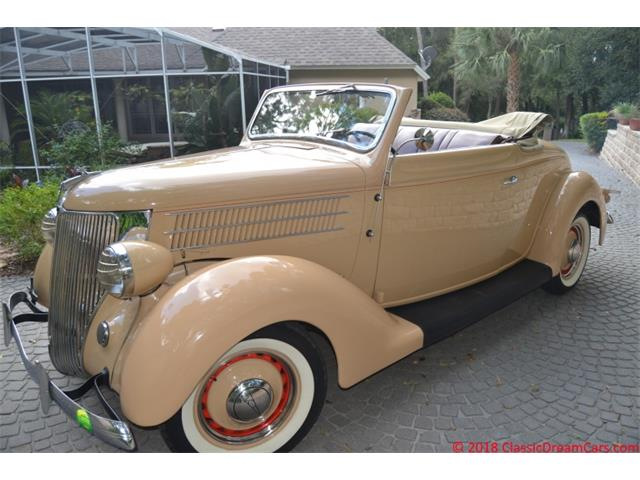 Picture of Classic '36 Deluxe located in Florida - $48,500.00 - ONUD