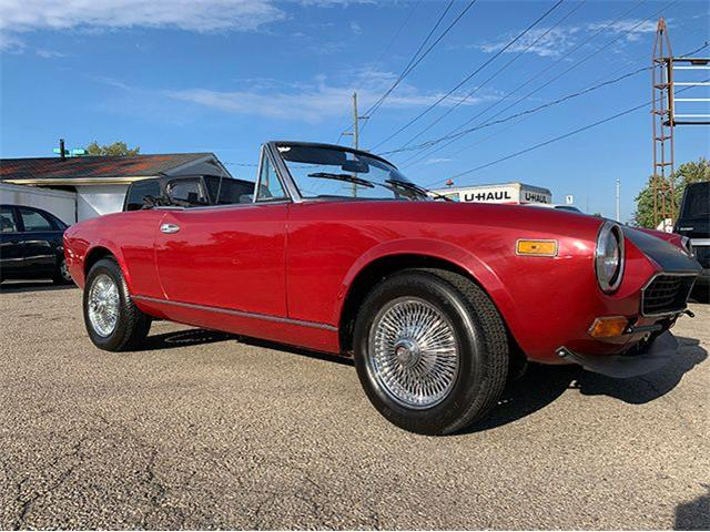 Picture of '82 Spider - OSBP