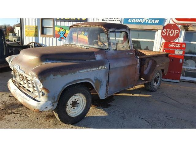 Picture of '56 Chevrolet 3600 located in Cadillac Michigan - $9,495.00 Offered by  - OSC3