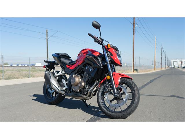 Picture of '17 Honda Motorcycle Offered by  - ONUF