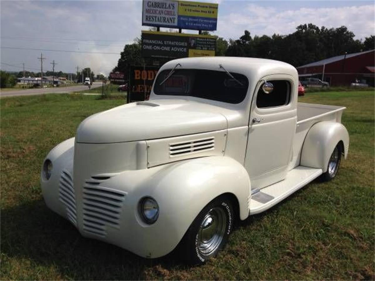 Large Picture of '47 Custom - OSCC