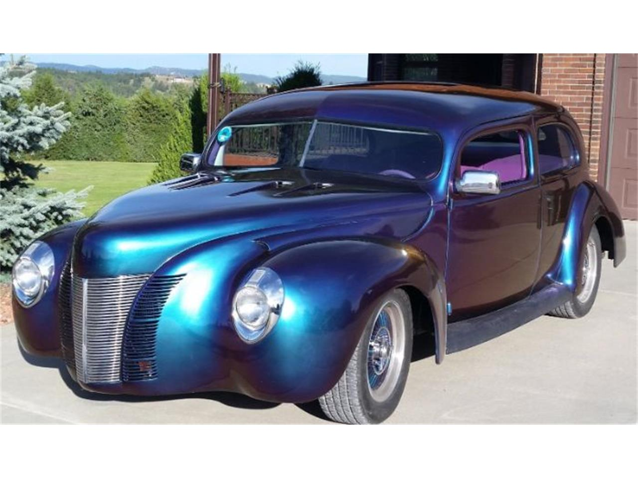 Large Picture of Classic 1940 Ford Custom - $33,495.00 - OSCK