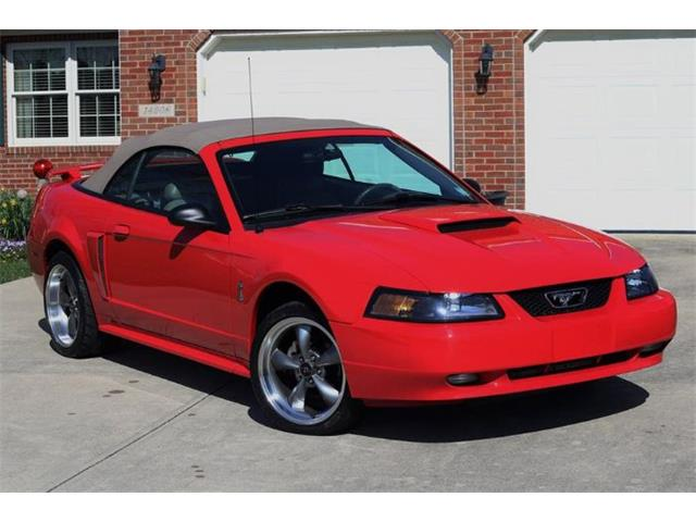 Picture of 2002 Ford Mustang - $19,995.00 Offered by  - OSCM