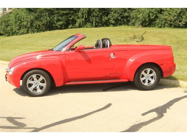 Picture of '02 Chevrolet SSR - $23,995.00 Offered by  - OSCN
