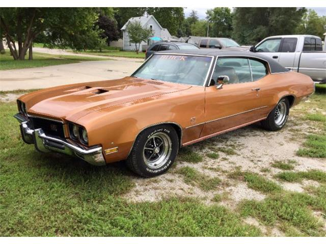 Picture of Classic '72 Buick Gran Sport located in Michigan - $31,995.00 Offered by  - OSCO