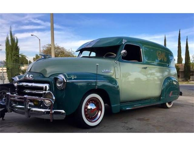 Classic Gmc Panel Truck For Sale On Classiccarscom