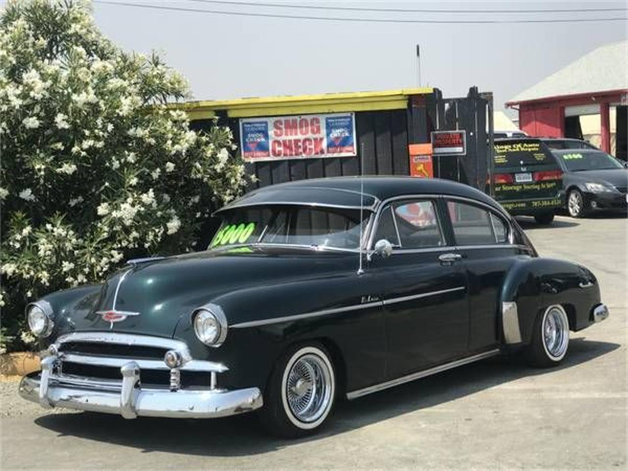 Large Picture of Classic '50 Deluxe located in Cadillac Michigan Offered by Classic Car Deals - OSDK