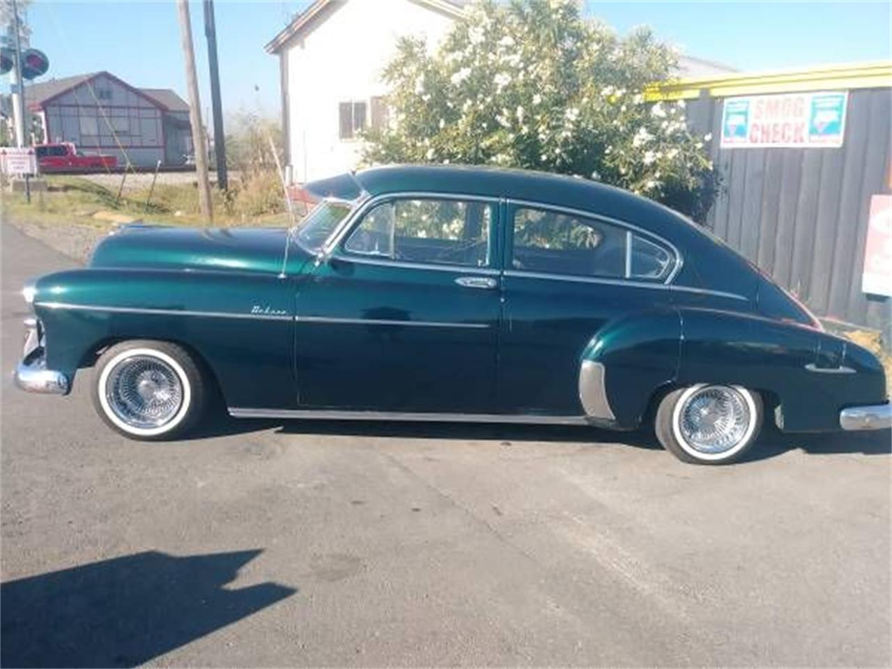 Large Picture of Classic 1950 Deluxe located in Michigan Offered by Classic Car Deals - OSDK