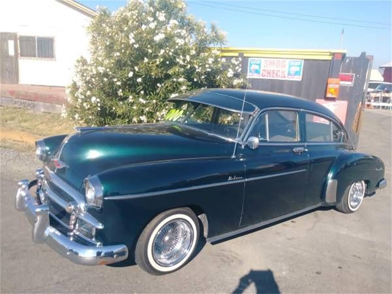 Large Picture of '50 Chevrolet Deluxe Offered by Classic Car Deals - OSDK
