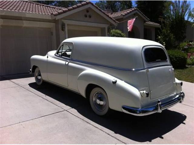 Picture of Classic '50 Chevrolet Sedan Delivery - $27,995.00 - OSDL