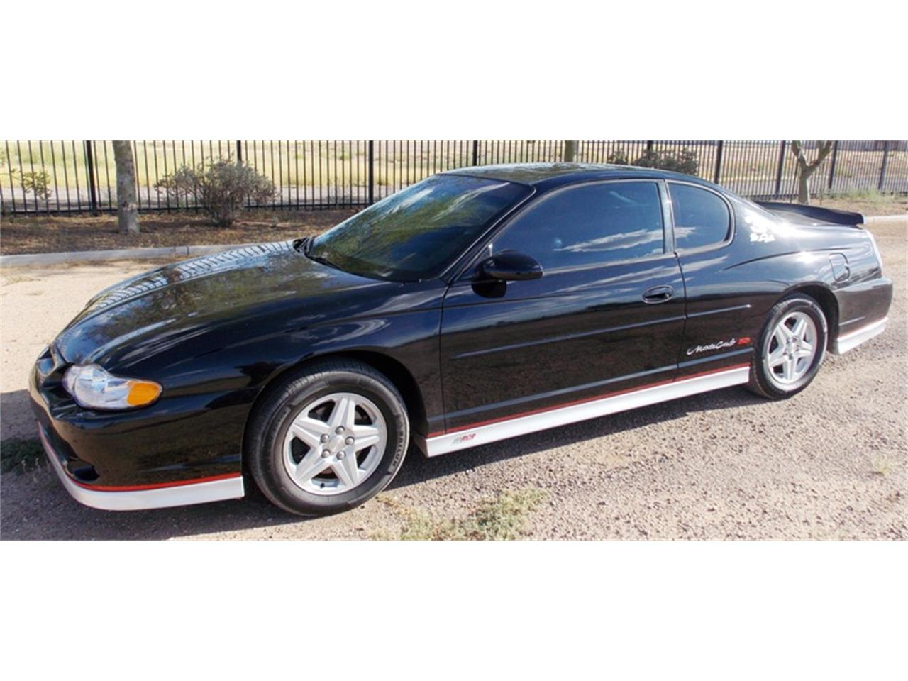 Large Picture Of 02 Monte Carlo SS Intimidator