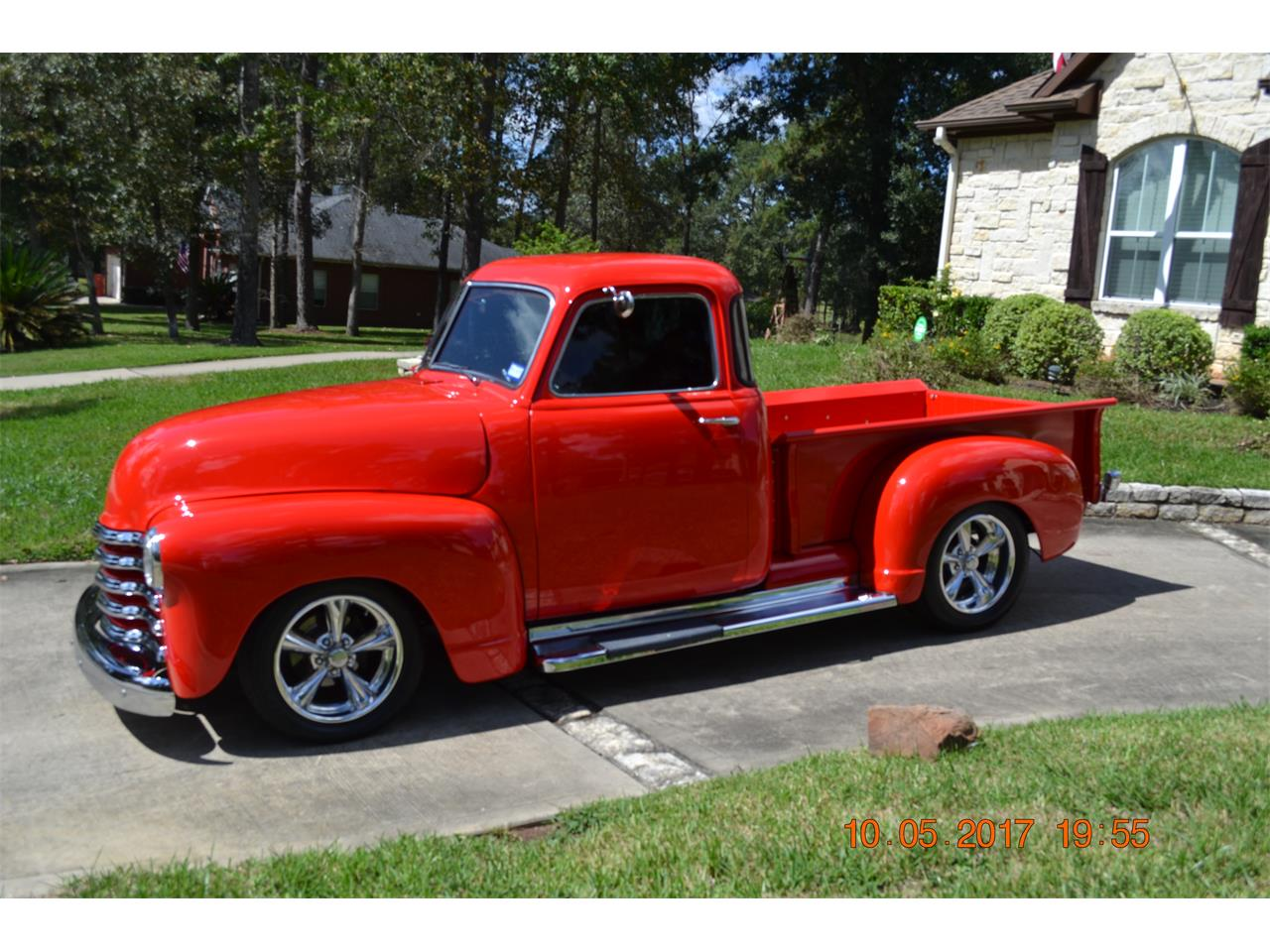1950 chevrolet pickup for sale | classiccars | cc-1150656