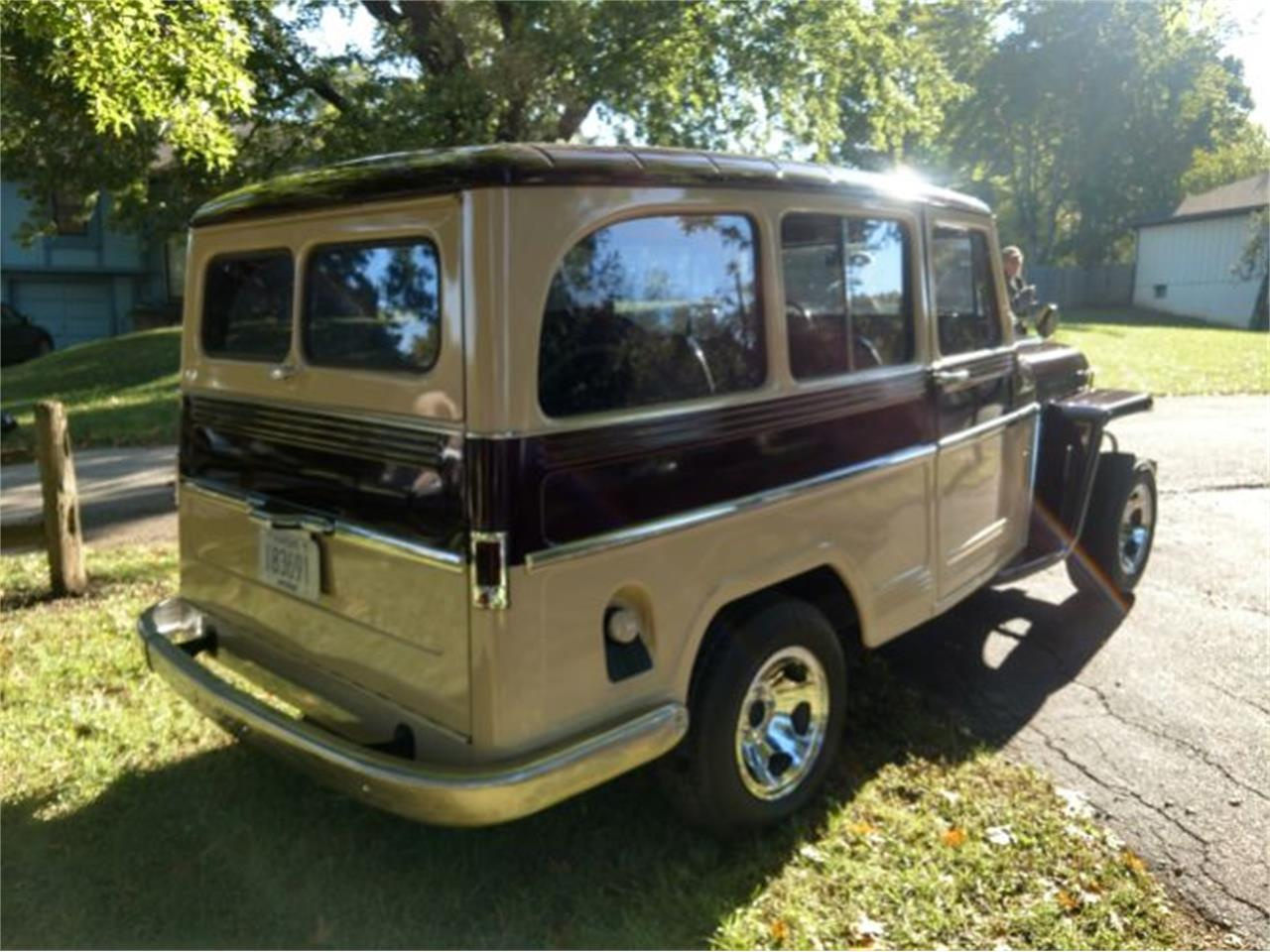 Large Picture of Classic 1951 Willys Jeep located in Cadillac Michigan - $14,495.00 Offered by Classic Car Deals - OSEQ