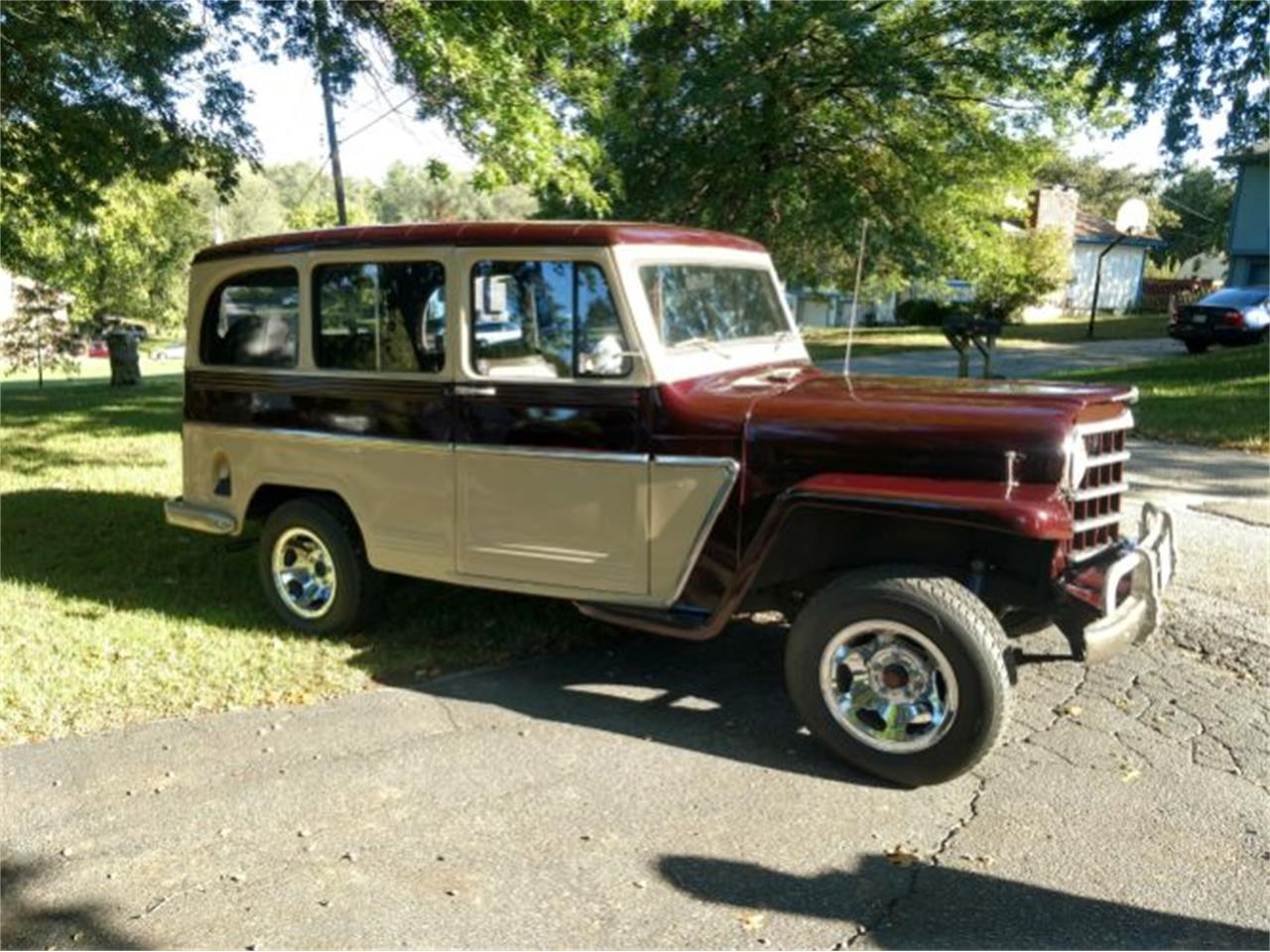 Large Picture of '51 Jeep located in Cadillac Michigan Offered by Classic Car Deals - OSEQ