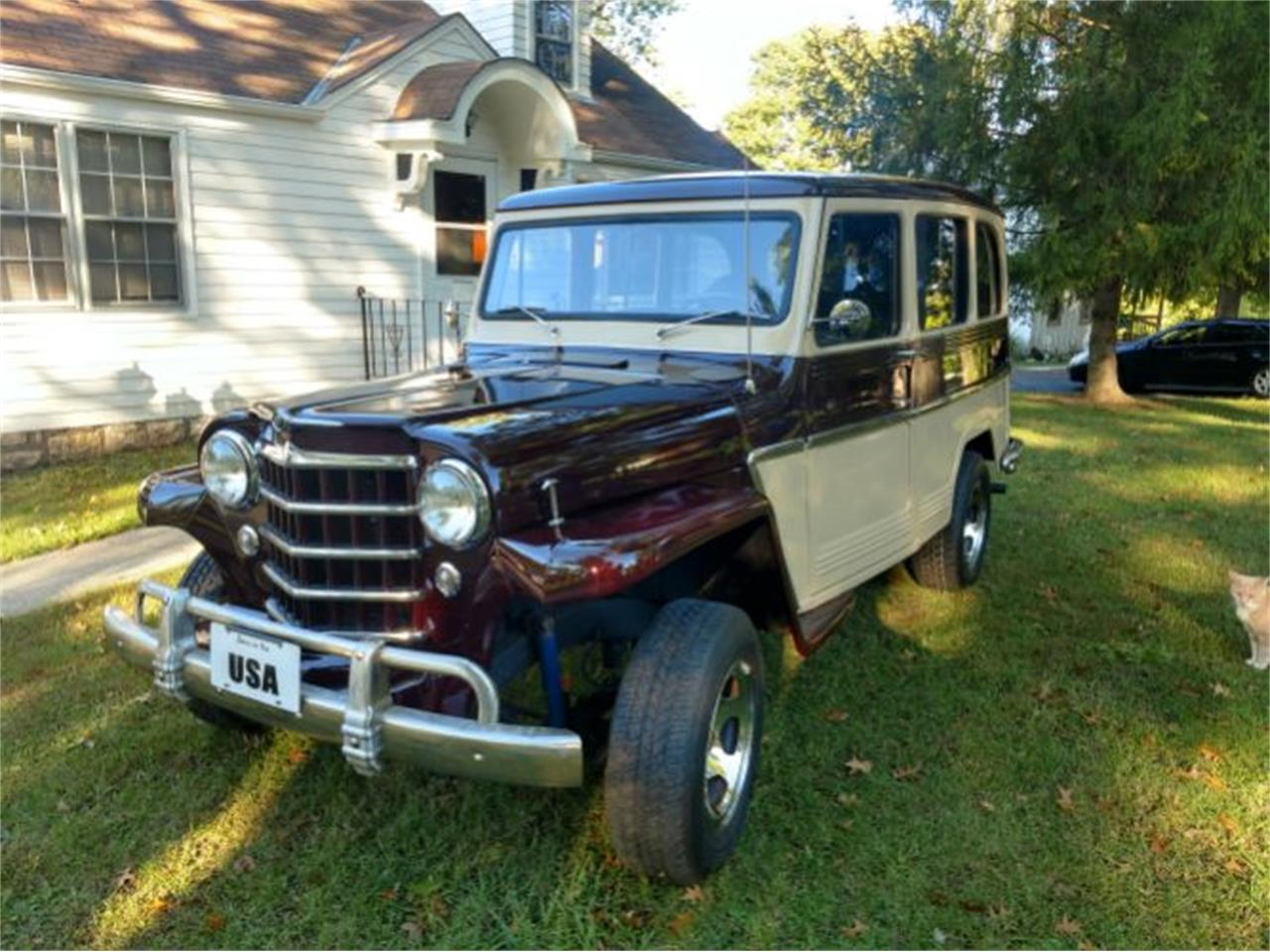1951 willys jeep for sale | classiccars | cc-1156562