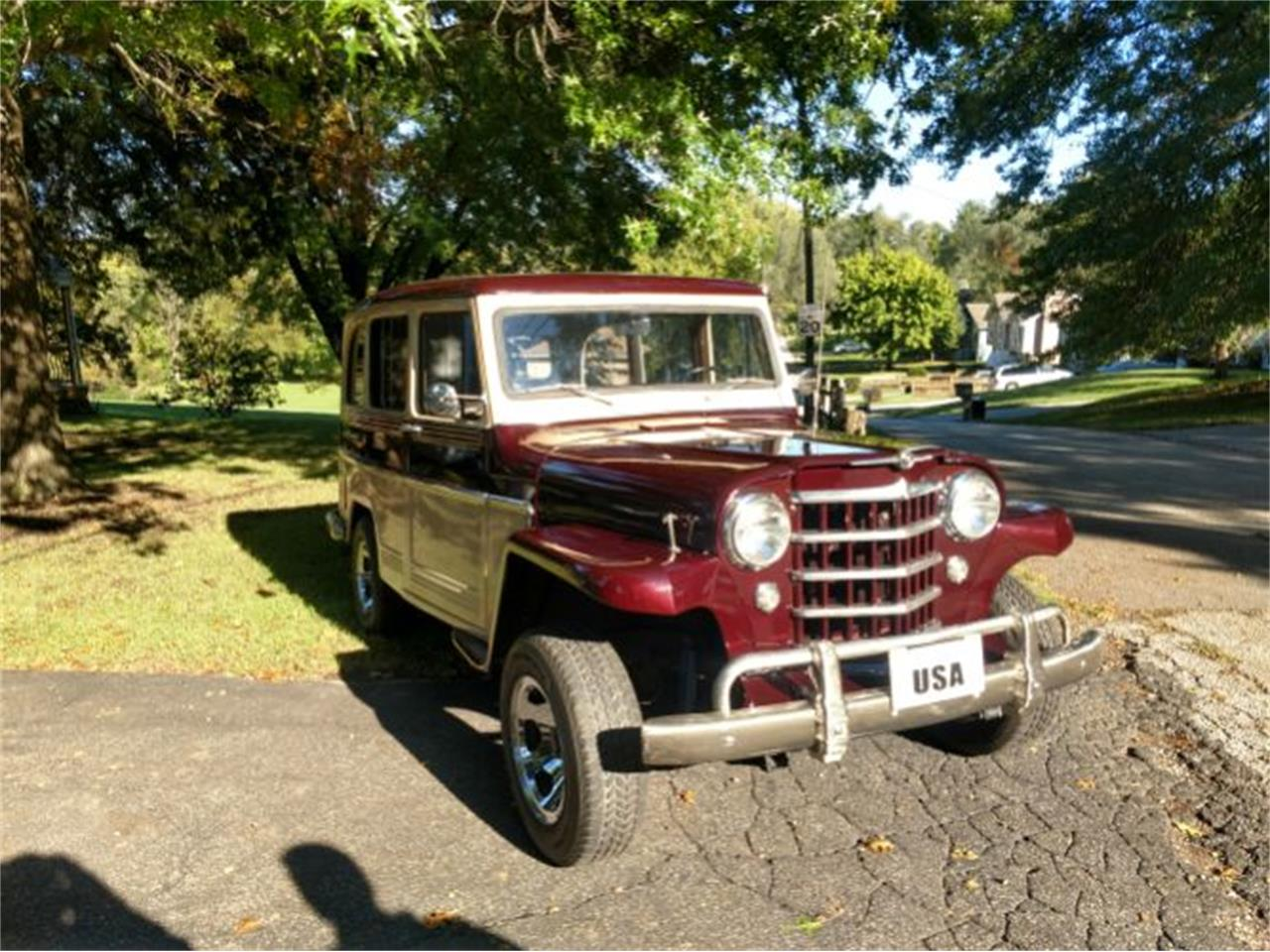 Large Picture of 1951 Willys Jeep - $14,495.00 Offered by Classic Car Deals - OSEQ