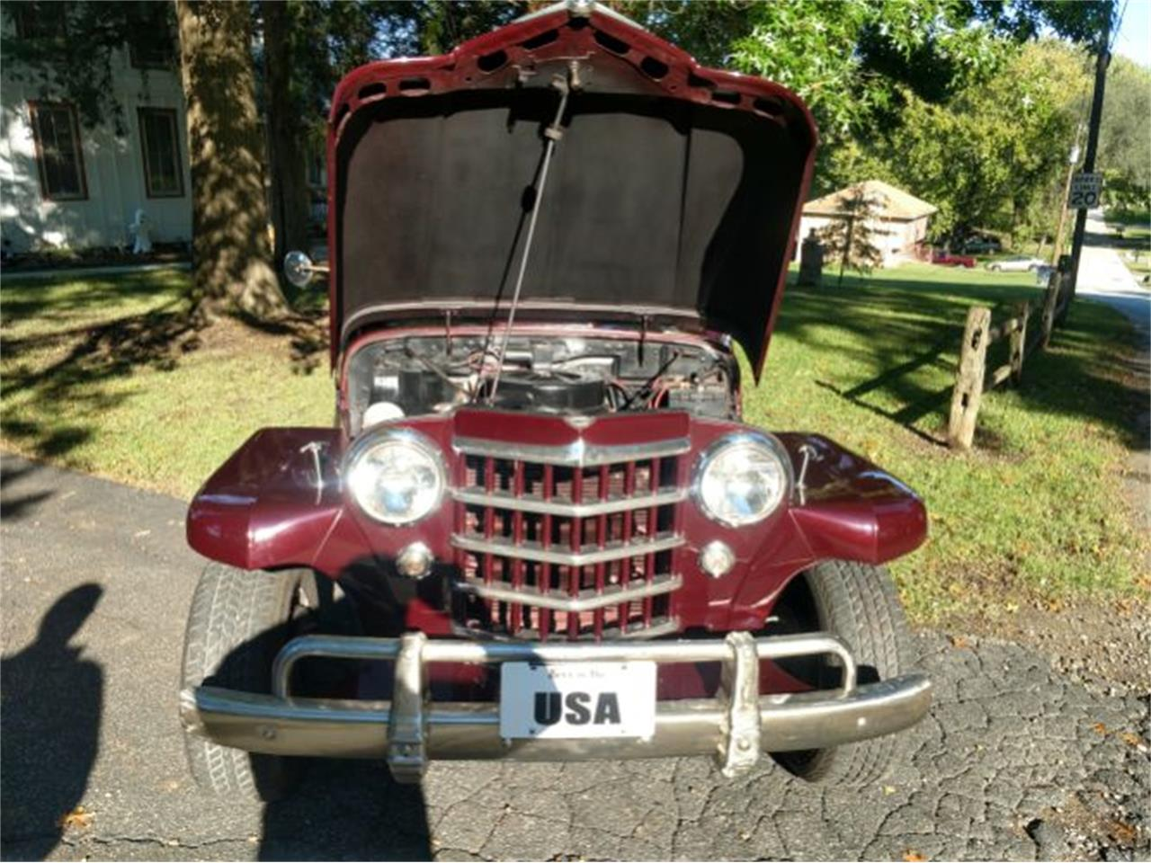 Large Picture of '51 Jeep - $14,495.00 Offered by Classic Car Deals - OSEQ