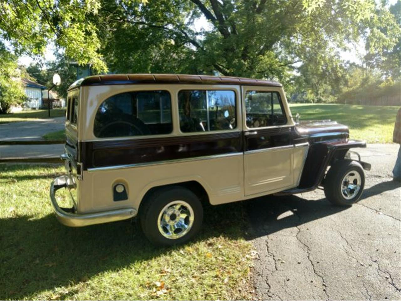 Large Picture of Classic '51 Jeep located in Cadillac Michigan - $14,495.00 - OSEQ