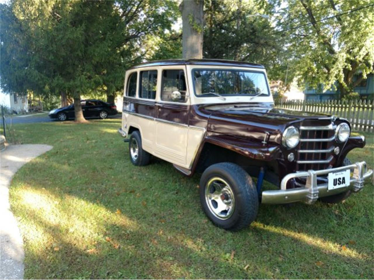 Large Picture of '51 Jeep located in Cadillac Michigan - $14,495.00 Offered by Classic Car Deals - OSEQ