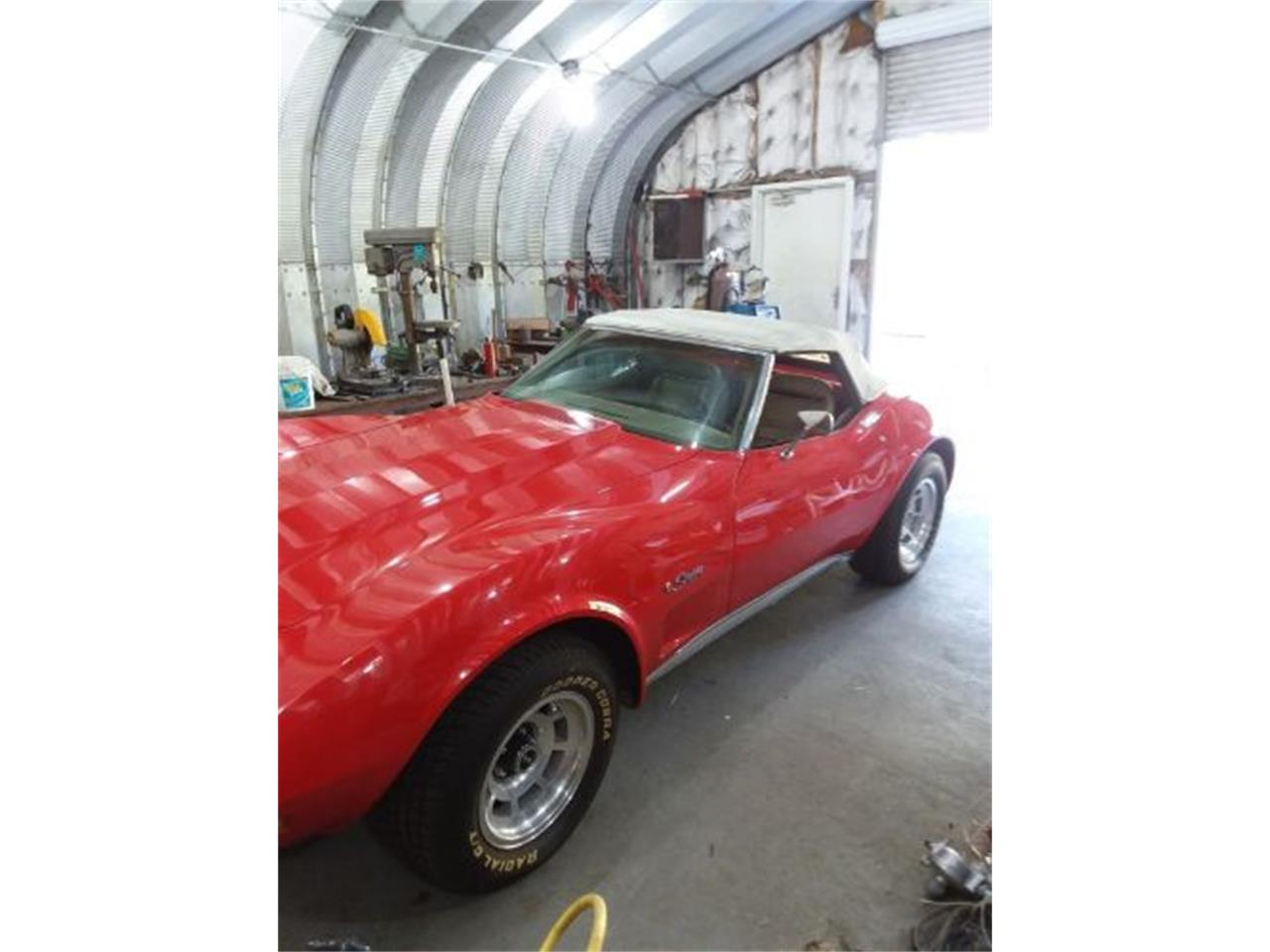 Large Picture of '74 Corvette - OSFC