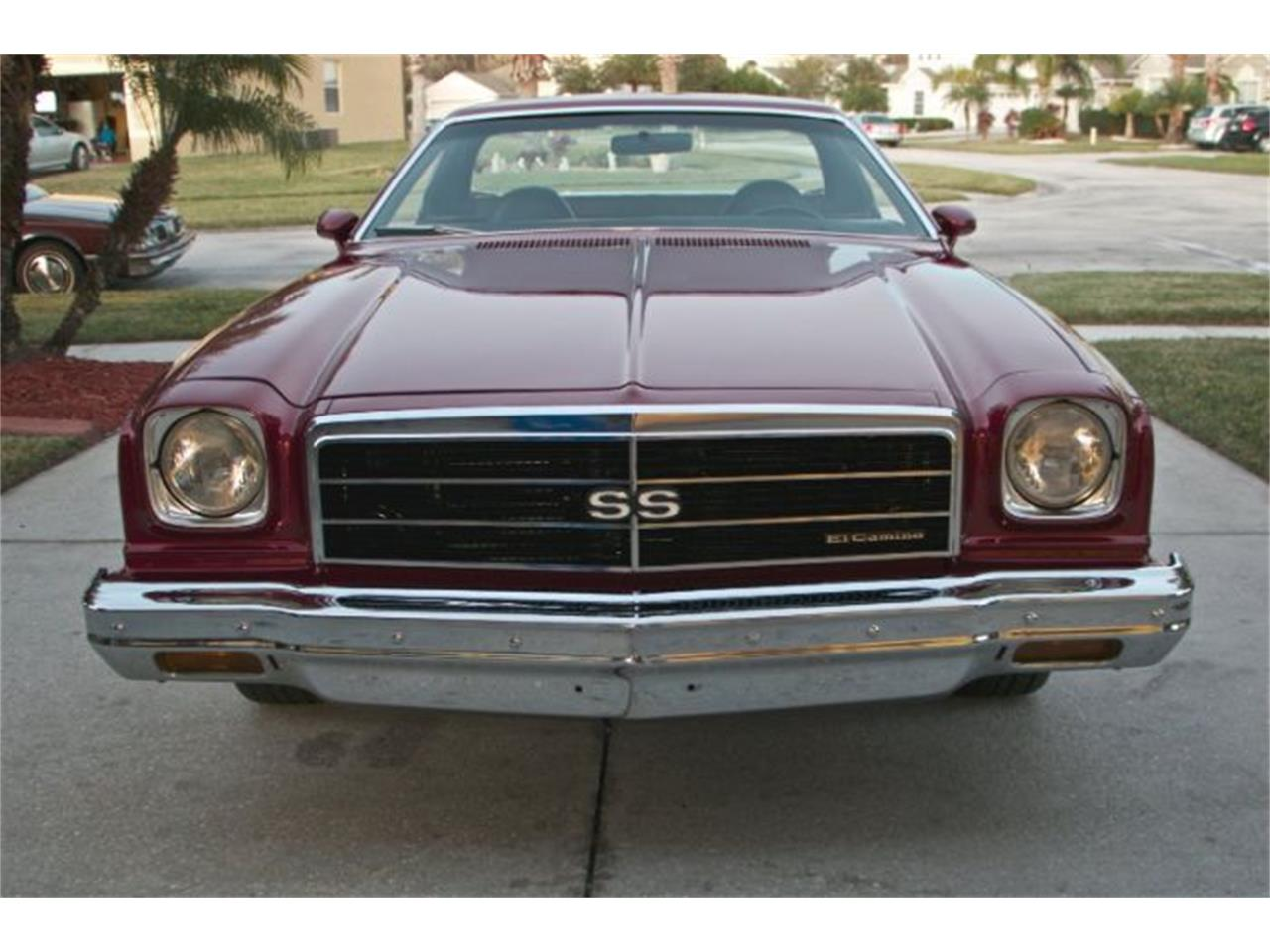 Large Picture of '74 El Camino - OSFH