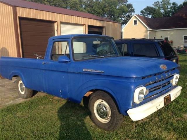 Picture of '62 F100 - OSFT