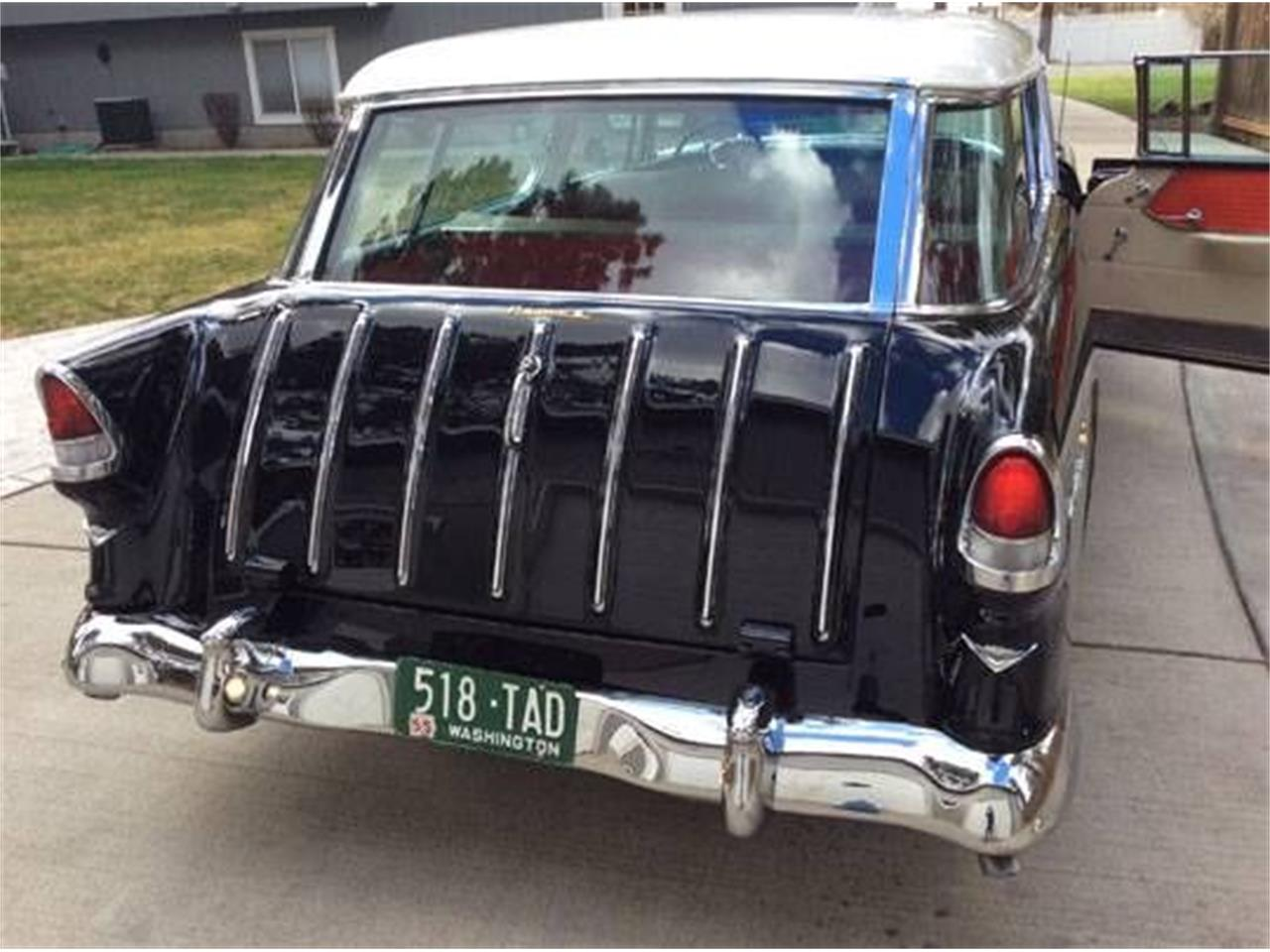 For Sale: 1955 Chevrolet Nomad in Cadillac, Michigan