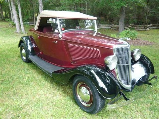 Picture of '34 Roadster - OSGI