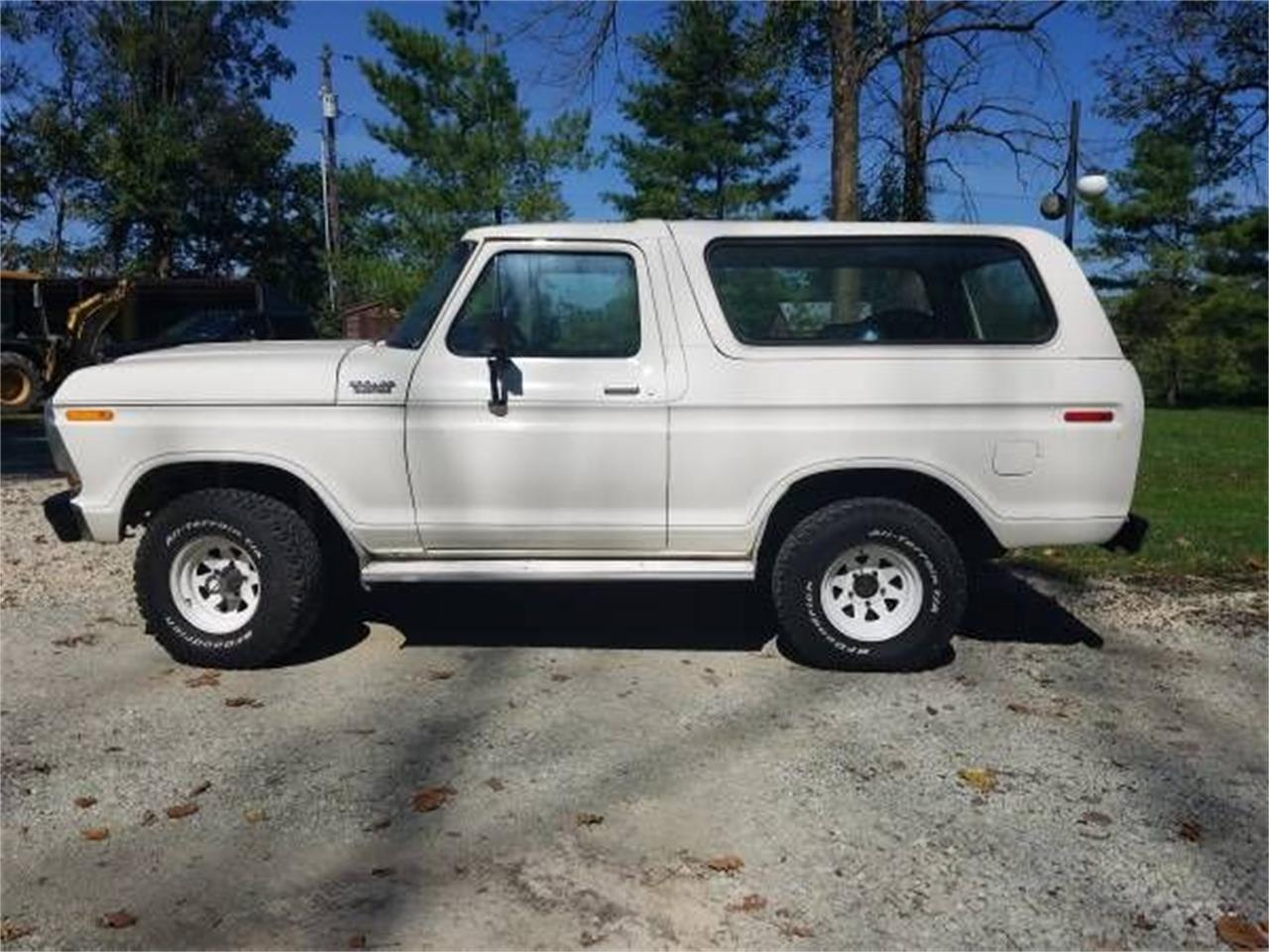 Large Picture Of 79 Bronco