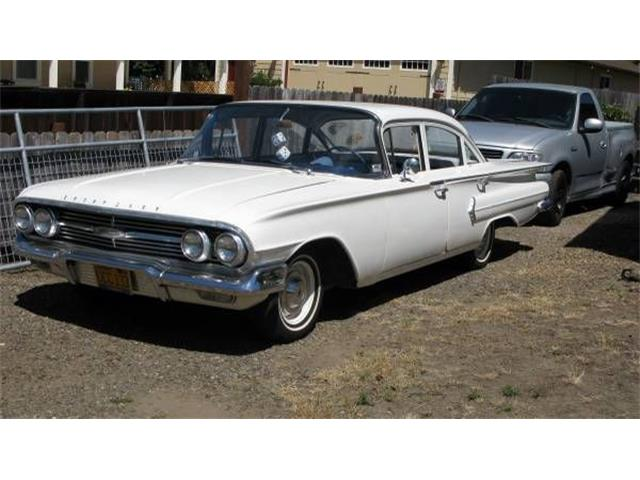 Picture of '60 Biscayne - OSHA
