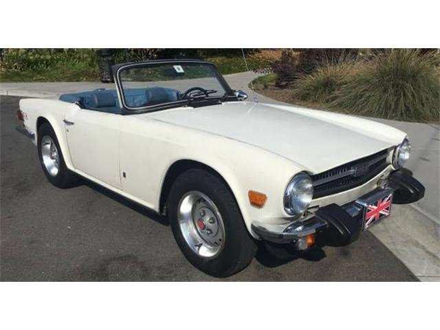 Picture of '75 TR6 - $16,995.00 Offered by  - OSHQ