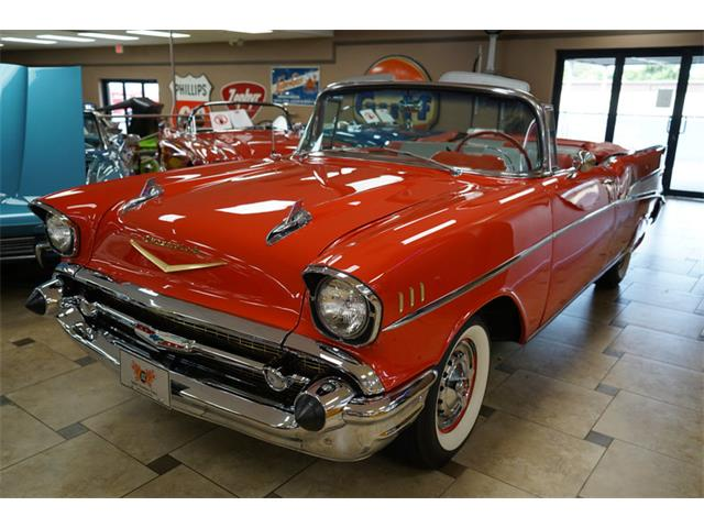 Picture of 1957 Chevrolet Bel Air located in Venice Florida Offered by  - OSIU