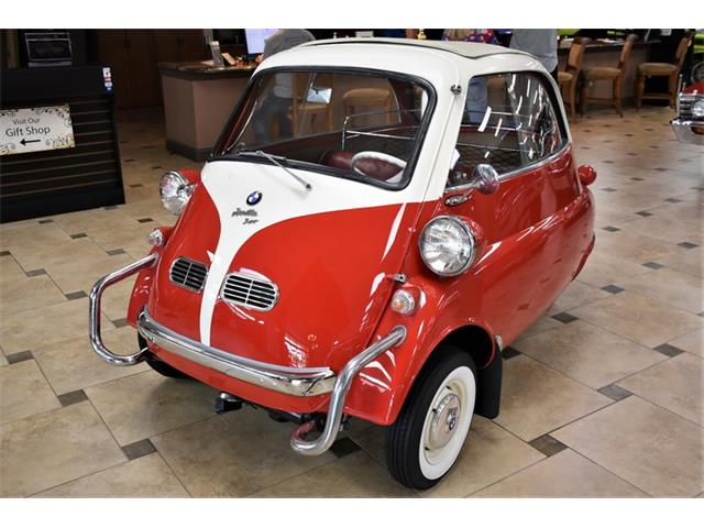 1957 Bmw Isetta For Sale On Classiccars Com