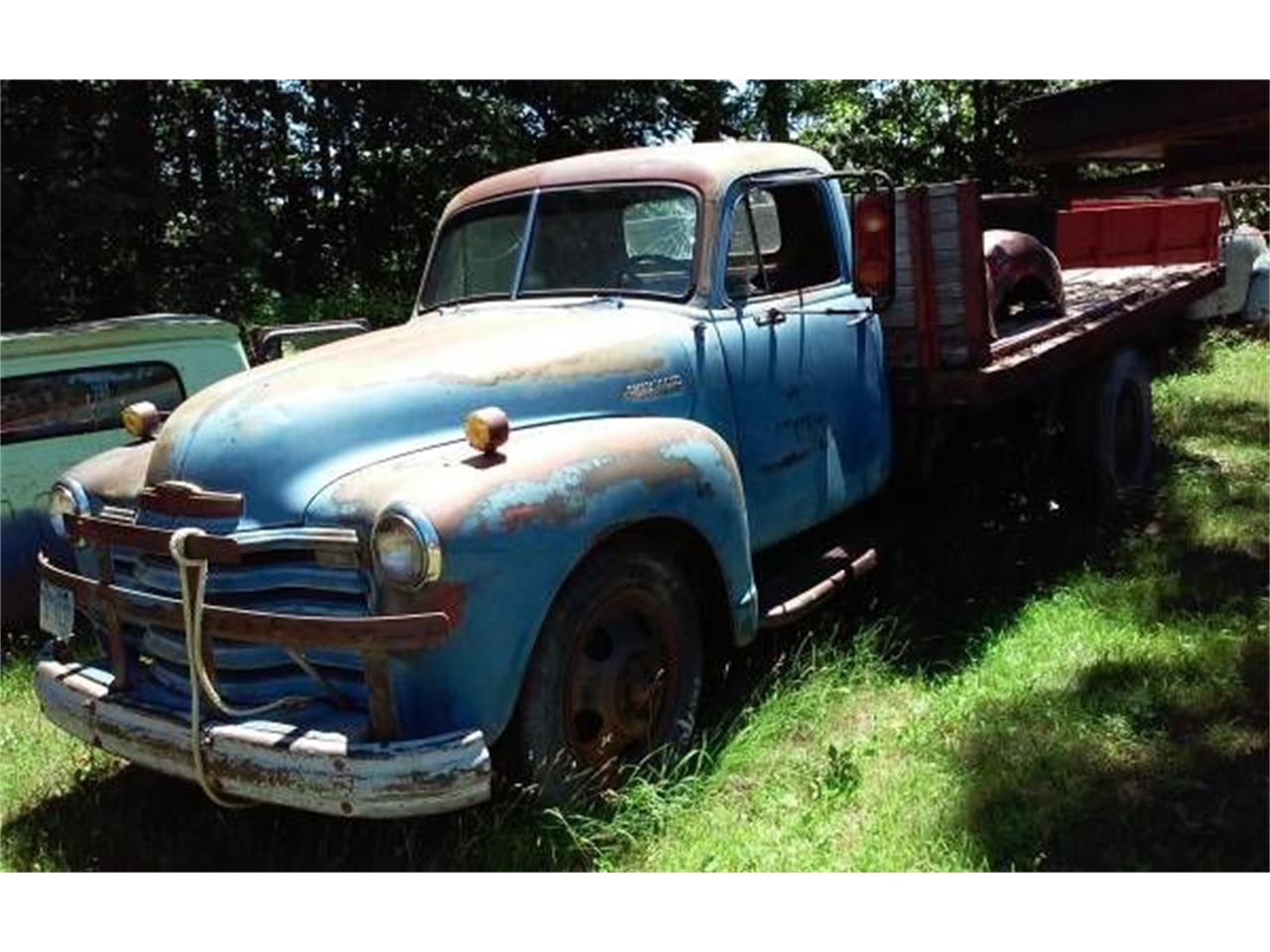 For Sale 1951 Chevrolet Pickup In Cadillac Michigan
