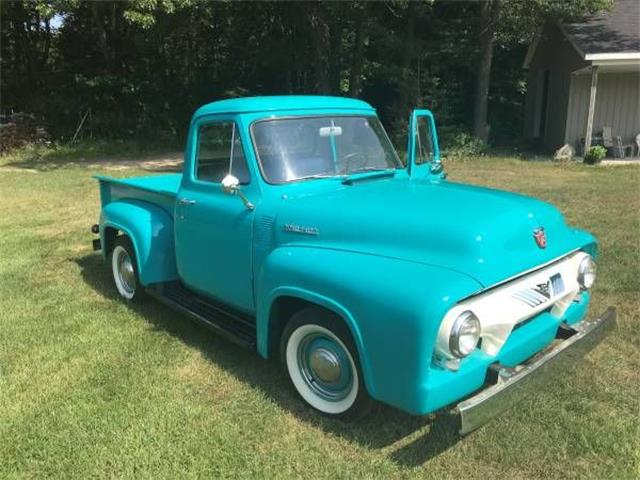 Picture of '54 F100 - OSJ2