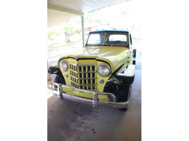 Picture of '50 Jeepster - OSJK