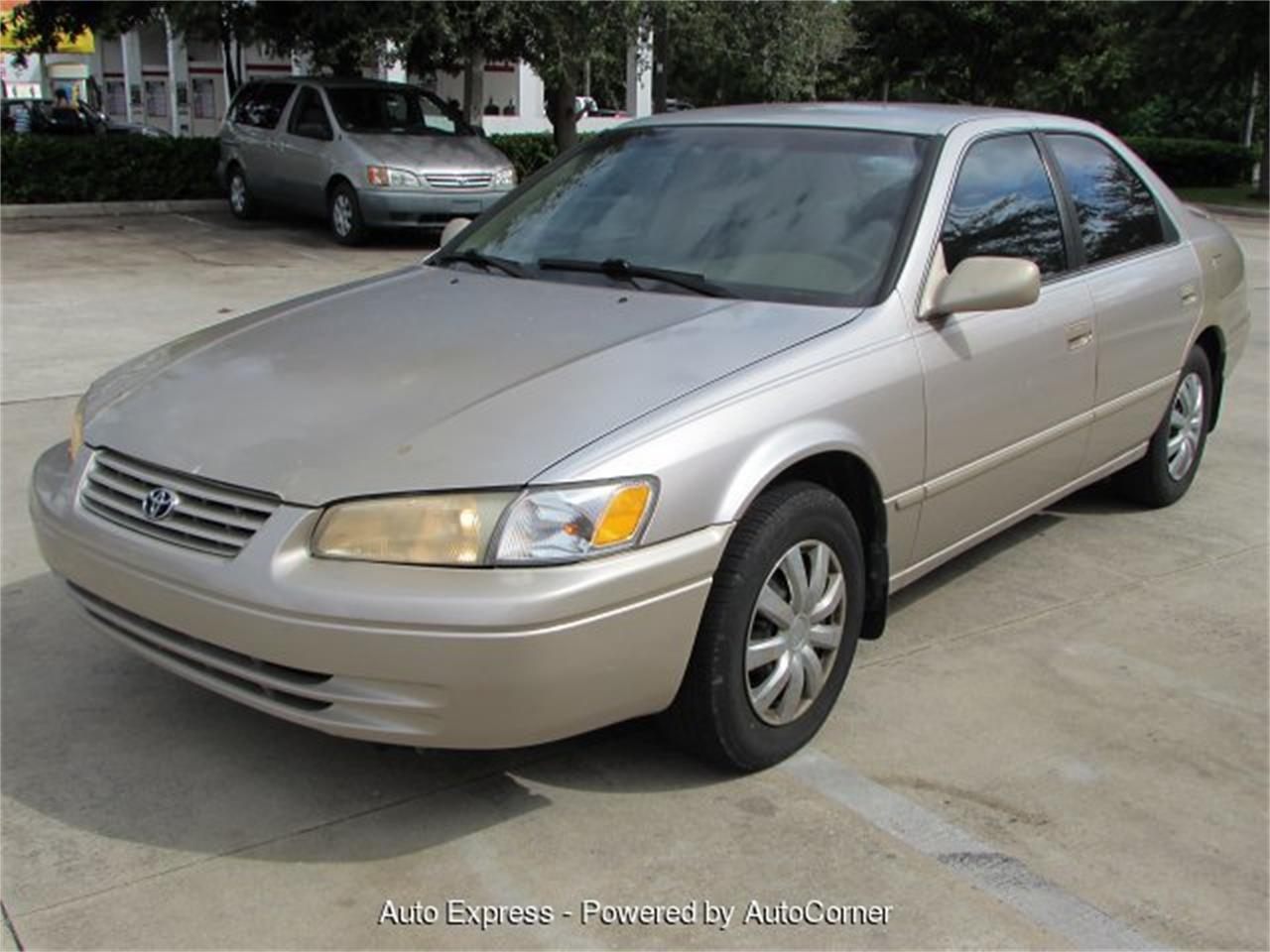 Large Picture Of 99 Camry Located In Orlando Florida