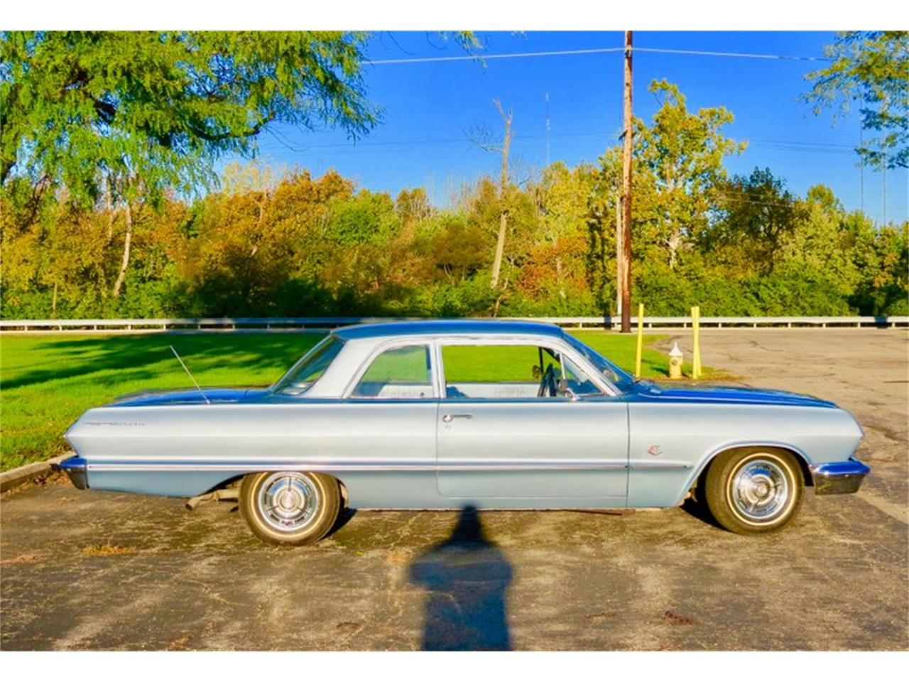 Large Picture of '63 Bel Air - OSJV
