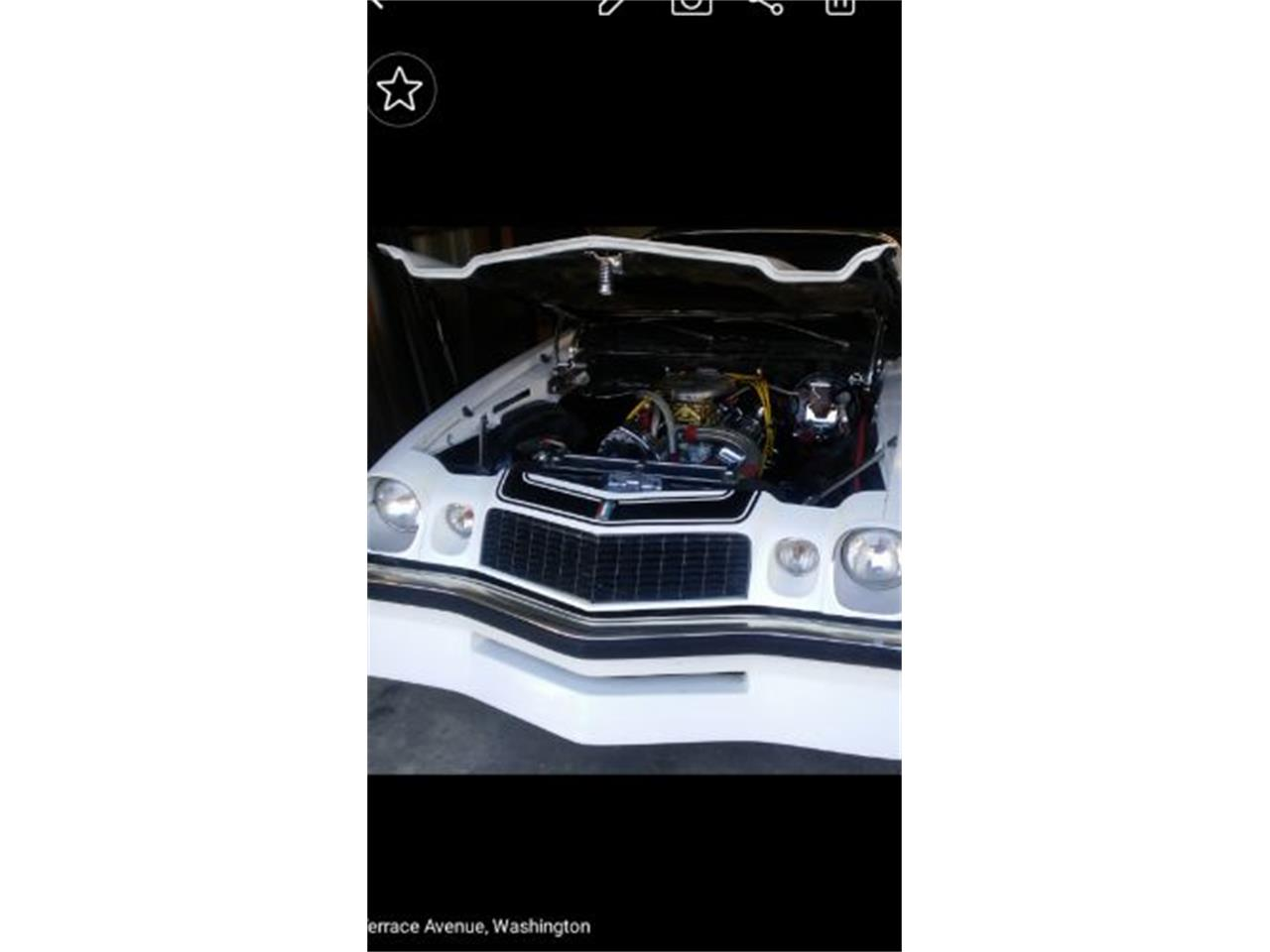 Large Picture of '75 Camaro - OSK0